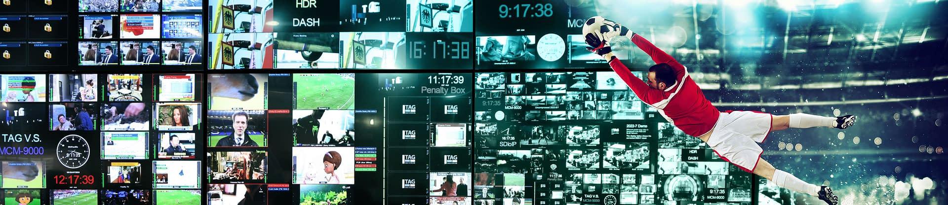 Live production multiviewer case studies