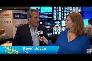 SMPTE 2019 - Kevin Joyce Interview - Zero Friction