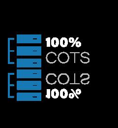 100% COTS